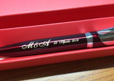 Penna incisa