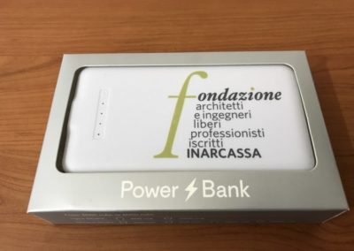 Powerbank personalizzati