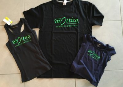 Abbigliamento personalizzato per aziende kit magliette
